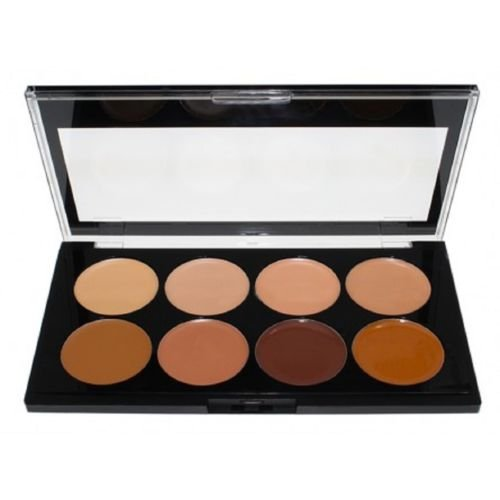 (3 Pack) CITY COLOR Photo Chic Concealer & Contour Palette