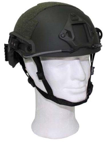 US Helm FAST oliv des Herstellers Militär a