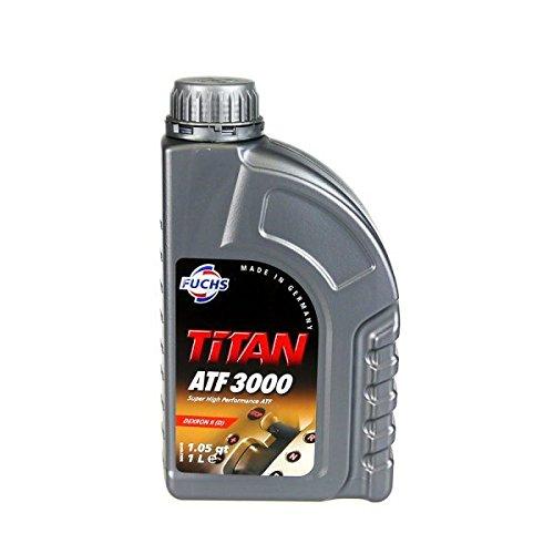 FUCHS Getriebeöl Automatiköl Automatikgetriebeöl TITAN ATF 3000 1 Liter