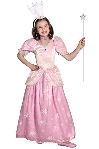 Princess Paradise Damen der Zauberer von Oz Glinda Pocket Princess Fancy Dress Kostüm