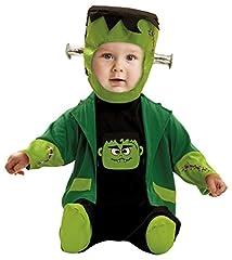 Idea Regalo - My Other Me Costume da baby Frankenstein, per bambino (Viving Costumes) 1-2 años