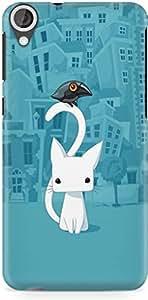 MANNMOHH DESIGNER HARD BACK COVER FOR HTC DESIRE 820