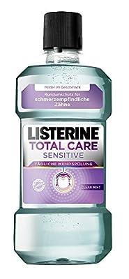 Listerine Total Care Sensitive, 2er Pack (2 x 500 ml)