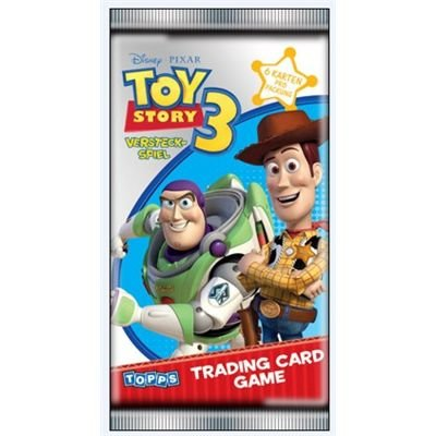 Topps - Pochette Toy Story 3