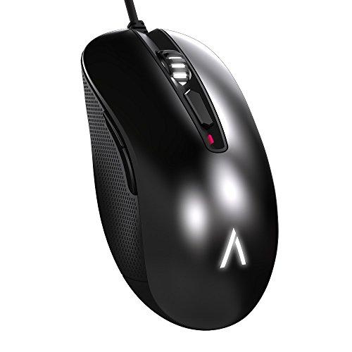 Azio 3500DPI USB-Gaming-Maus exo1-k Azio (Azio Maus)