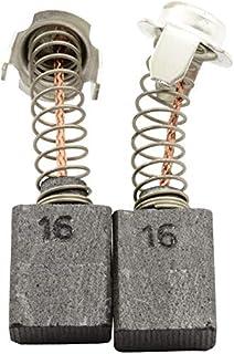 6,5x7,5x12mm Balais de Charbon pour Hitachi Marteau DH 24PB