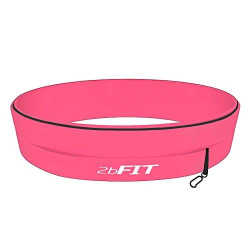 2bFIT Lauftasche, Handytasche Sport,Laufgürtel, Hüfttasche,Running Belt,Jogging