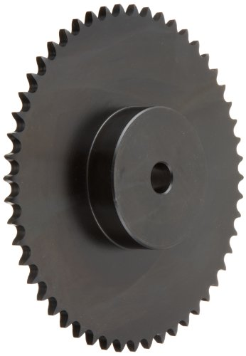 Browning 40b52Minimale Bohrung Roller Kettenrad, Single Strand, Stahl, 5/20,3cm Fischbestand Bohrung, 52Zähne -