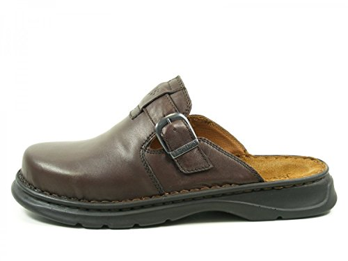 Josef Seibel Mens Wido 05 Zoccoli Marrone