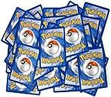 Pokemon - Set di 100 carte da gioco