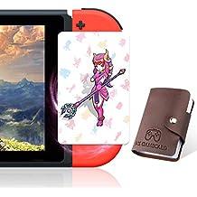 TPLGO NFC Tag Game Cards voor de Legende van Zelda Adem van de Wilde Schakelaar/Wii U- 23st Kaarten met Houder
