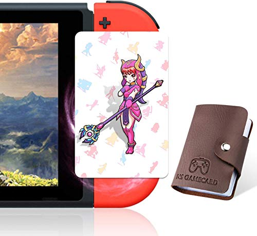 TPLGO 24 Tarjetas NFC the Legend of Zelda Breath of