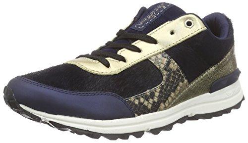 sam-edelman-dax-sneakers-basses-femme-bleu-deep-blue-brahma-hair-navy-vitello-36-eu