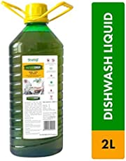 STRATEGI Herbal Liquid Dish Wash Refill