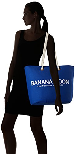 Banana Moon - First, Cabas Donna Blu (Bleu Royal)