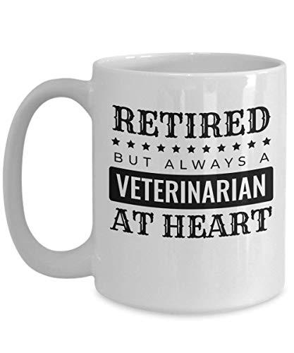 Retired Veterinarian Coffee Mug | Vet Retirement Gift Tea Cup Tea Cup Ceramic Mug Coffee Mug Best Gift