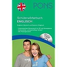 Schülerwörterbuch Englisch-Deutsch, Deutsch-Englisch