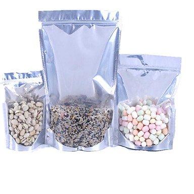 MZP feuille sac ziplock étagère en aluminium tirette indépendance os emballé des sacs de nourriture un ten13 pack * 20 * 4