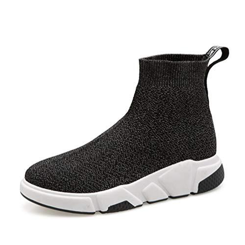 Scarpe Running Donna Estate calzare calzino Scarpe da Ginnastica Luce Alta Top Jogging Atletico Sneakers Giovani