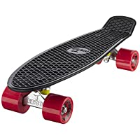 "Ridge Mini Cruiser Skate 55cm 22"" Skateboard Monopatin Skateboards Complet"