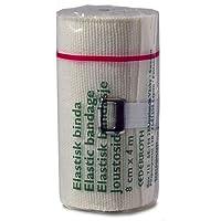 CEDERROTH Elastischer Verband, (B)80 mm x (L)4 m preisvergleich bei billige-tabletten.eu
