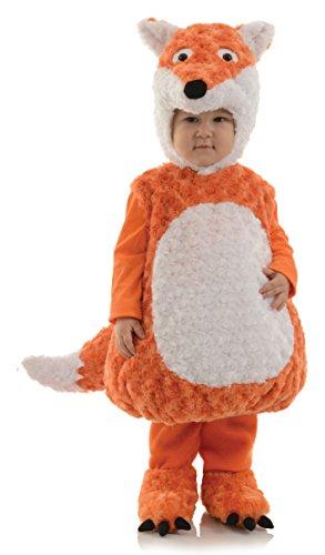 Kleiner Fuchs - Belly Babies Kostüm Gr. M / 18-24 Monate /78cm