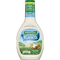 Hidden Valley Original Ranch Dressing, 16 Fluid Ounces
