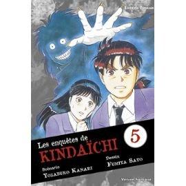 Les Enquêtes de Kindaichi Edition simple Tome 5