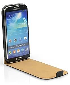 Galaxy S4 Echtleder Tasche Lederhülle Flip Case Echt Leder Samsung
