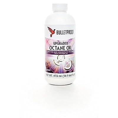 Bulletproof® Upgraded Brain Octane Oil (16oz) from Bulletproof Nutrition, Inc.