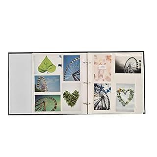 ARPAN Selbstklebende 20 Blatt / 40 Seiten Nachfüllpack für (AL-2281) Ringbuch-Fotoalbum, 26 x 32 cm