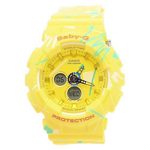 Casio Damas Watch Baby-G Reloj BA-120SC-9A