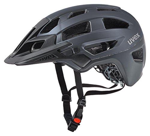 Uvex Finale Fahrradhelm black mat 52-57 cm