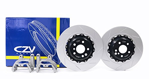 100% ORIGINAL GENUINE Hinterrad Big Bremse Rotor-Kit (Big Brake Kit)