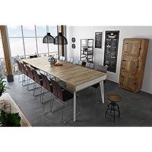 Amazon.it: tavolo consolle allungabile