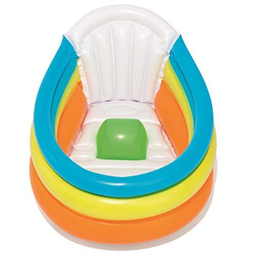 SuperGao Badewanne Aufblasbare Badewanne Kinder Paddelbecken Kinder Pool Verdickung Haus Erhöhung Baby Wanne