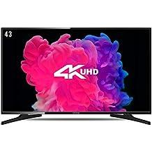 Onida 107.99 cm (43 Inches) 4K UHD LED Smart TV 43UIB1 (Black)