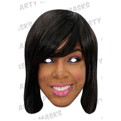 Kelly Rowland mask