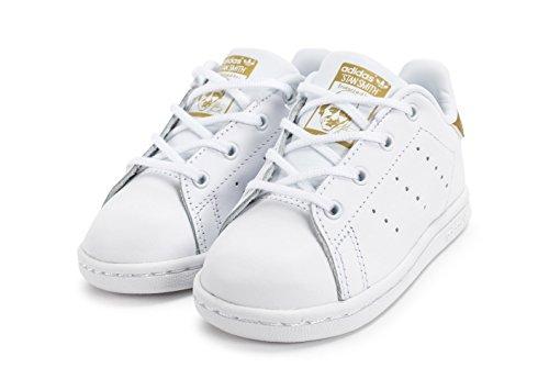 adidas Unisex Baby Stan Smith Sneaker Weiß