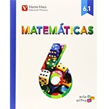 MATEMATICAS 6 (MONOVOLUMEN): 000001 - 9788468215549