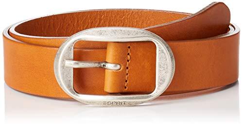 ESPRIT Accessoires Damen 999Ea1S804 Gürtel, Braun (Rust Brown 220), 6631 (Herstellergröße: 85)