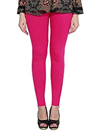 44be0346d77bb AARZOO Cotton Lycra Ankle Length Leggings for Women & Girls, Plus 10  Colors, Sizes