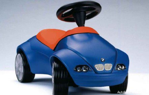 Preisvergleich Produktbild Original BMW Baby Racer Babyracer II blau