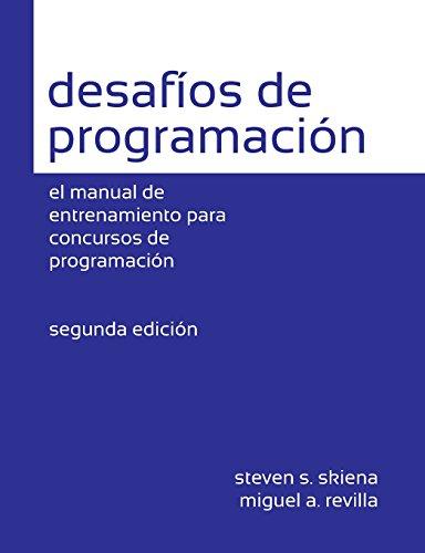 Desafíos de programación por Miguel A. Revilla