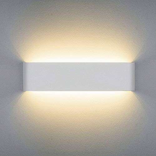 Led Lamps Led Indoor Wall Lamps Sweet-Tempered Waterproof Ip67 Surface Led Wall Light Indoor/outdoor Cube White/black Up/down Corridor Garden Bathroom Bedroom Decoration Lamp
