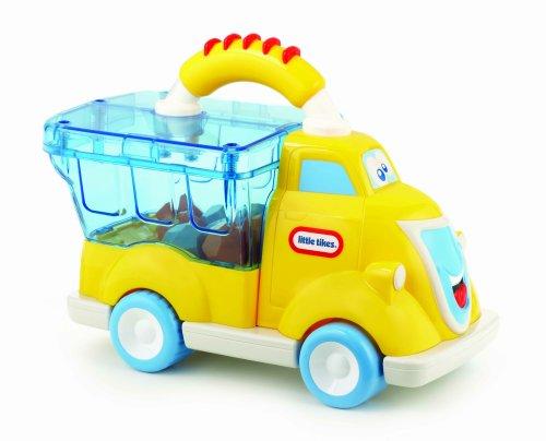 Little Tikes Poignée Haulers Pop Haulers – Camion benne