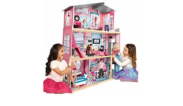Valued Universe of Imagination Modern Luxury Dolls House ...