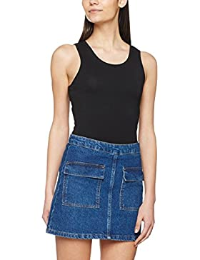 PIECES Damen Top Pcsirene Tank Top Noos