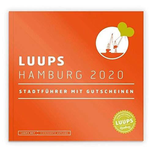 LUUPS Hamburg 2020: Stadtführer mit Gutscheinen