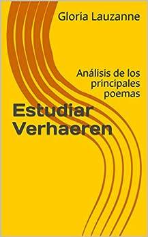 Como Descargar U Torrent Estudiar Verhaeren: Análisis de los principales poemas It Epub